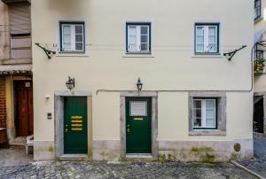 Galé Primeiro, Apartmány  Lisabon - big - 10