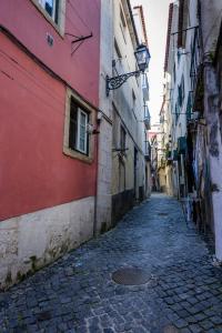 Galé Primeiro, Apartmány  Lisabon - big - 17