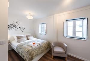 Galé Primeiro, Appartamenti  Lisbona - big - 18