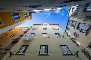 Galé Primeiro, Appartamenti  Lisbona - big - 20