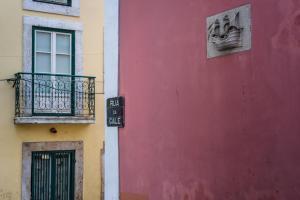Galé Primeiro, Apartmány  Lisabon - big - 21