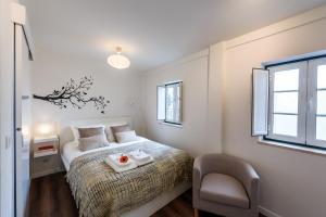 Galé Primeiro, Appartamenti  Lisbona - big - 22