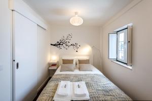 Galé Primeiro, Appartamenti  Lisbona - big - 26