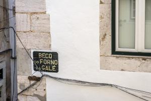 Galé Primeiro, Appartamenti  Lisbona - big - 28