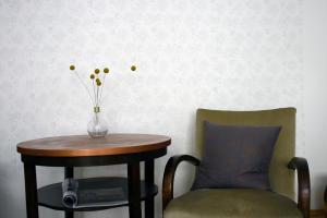 Retro apartment in central Prague