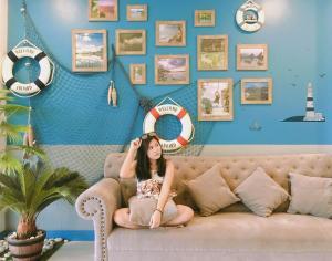 Ancora Blu Boutique Hotel B&B, Отели  Ао Нанг Бич - big - 33