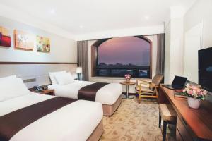 Hotel Robero Jeju, Hotel  Jeju - big - 17
