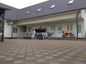 Uyutnoye Gnyozdyshko Guest House
