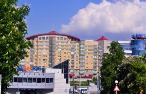 Апартаменты Euapartments на Немига, Минск