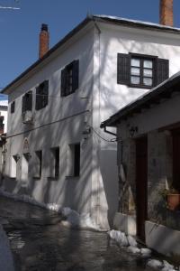 Vera's Traditional House, Апартаменты  Загора - big - 19