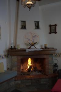 Vera's Traditional House, Апартаменты  Загора - big - 120