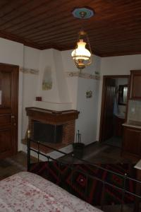 Vera's Traditional House, Апартаменты  Загора - big - 8