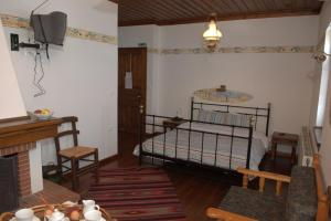 Vera's Traditional House, Апартаменты  Загора - big - 91
