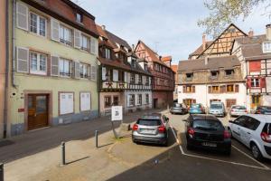 Le Logis du Maréchal, Apartmány  Colmar - big - 7