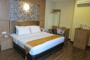 Baguss City Hotel Sdn Bhd, Отели  Джохор-Бару - big - 7