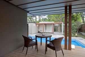 GAHAMA terrace, Rjokanok  Beppu - big - 15