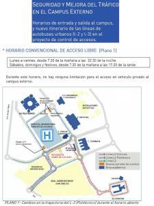 Residencia Universitaria Giner de Los Ríos, Хостелы  Алькала-де-Энарес - big - 36