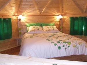 Anahata, Bed & Breakfast  Saint-Aubin-de-Lanquais - big - 5