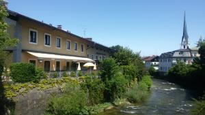 Hotel Pension Lindenhof, Penziony  Prien am Chiemsee - big - 1