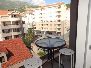 Natalija Twister Apartment, Apartmanok  Budva - big - 18