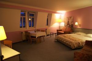 Bed & Kitchen Cityappartments Dresden