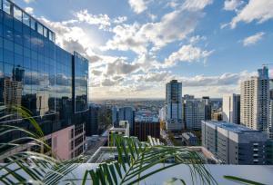 UrbanMinder @ The William, Ferienwohnungen  Melbourne - big - 12