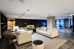 UrbanMinder @ The William, Ferienwohnungen  Melbourne - big - 11