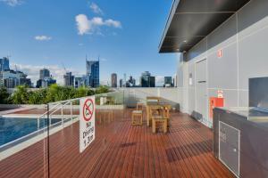 UrbanMinder @ The William, Ferienwohnungen  Melbourne - big - 10