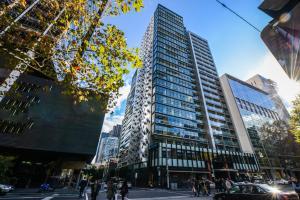 UrbanMinder @ The William, Ferienwohnungen  Melbourne - big - 6
