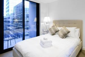 UrbanMinder @ The William, Ferienwohnungen  Melbourne - big - 17