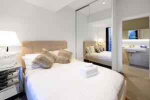 UrbanMinder @ The William, Ferienwohnungen  Melbourne - big - 18