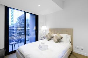 UrbanMinder @ The William, Ferienwohnungen  Melbourne - big - 4