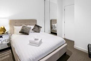 UrbanMinder @ The William, Ferienwohnungen  Melbourne - big - 3