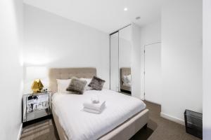UrbanMinder @ The William, Ferienwohnungen  Melbourne - big - 22