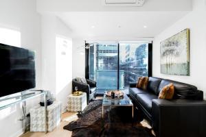 UrbanMinder @ The William, Ferienwohnungen  Melbourne - big - 1