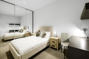 UrbanMinder @ The William, Ferienwohnungen  Melbourne - big - 23