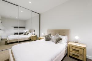 UrbanMinder @ The William, Ferienwohnungen  Melbourne - big - 5