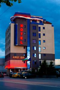 Nadejda Hotel, Hotels  Sofia - big - 1