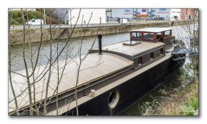 Bed in Boat, Ипр