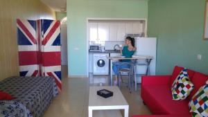 Apartamentos Turísticos en Costa Adeje, Apartments  Adeje - big - 25