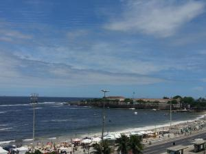 Studio Copacabana Ocean View 201, Apartmány  Rio de Janeiro - big - 1