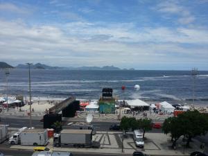 Studio Copacabana Ocean View 201, Apartmány  Rio de Janeiro - big - 13