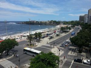 Studio Copacabana Ocean View 201, Apartmány  Rio de Janeiro - big - 14
