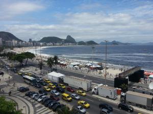 Studio Copacabana Ocean View 201, Appartamenti  Rio de Janeiro - big - 15