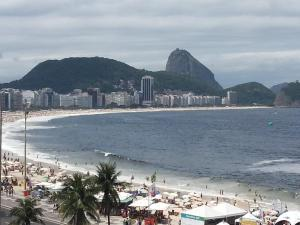 Studio Copacabana Ocean View 201, Apartmány  Rio de Janeiro - big - 18