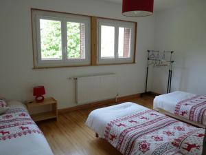 Le mas des Alberges, Apartments  Le Bourg-d'Oisans - big - 12