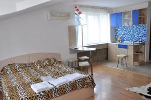 Villa Belaya Orhideya, Guest houses  Malorechenskoye - big - 29