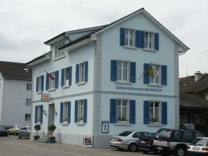 Hotel Speiserestaurant Bahnhof