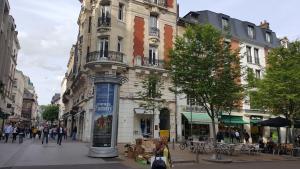 petit studio au coeur de Rouen