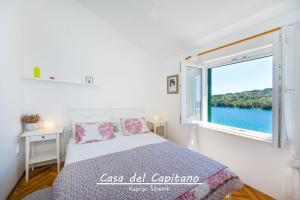 Apartment Casa del Capitano, Apartmány  Kaprije - big - 27